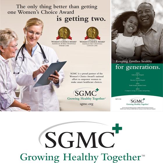SGMC Brand Campaign